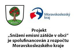 Projekt - Snížení emisní zátěže v obci