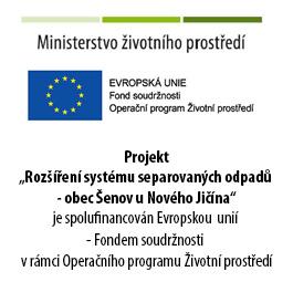Projekt - Rozšíření systému separovaných odpadů obec